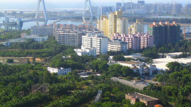 Украинцы смогут летать еще в два китайских города. КНР включила в пункты воздушного сообщения с Украиной города Санья и Хайкоу