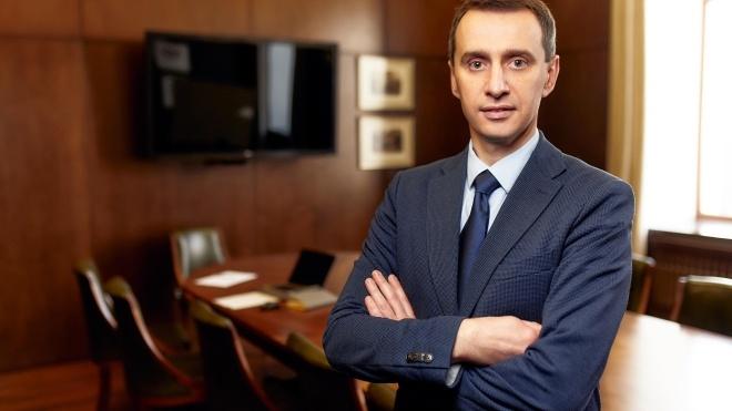Шмигаль вніс до Ради подання про призначення санлікаря Ляшка новим очільником МОЗ
