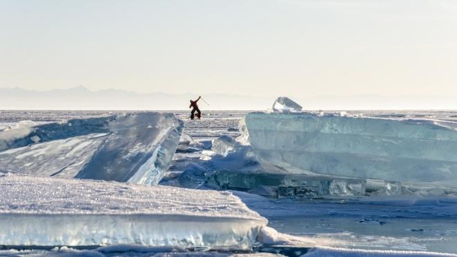 Июнь был рекордно теплым в Сибири. Метеорологи заявляют, что Арктика нагревается быстрее остального мира