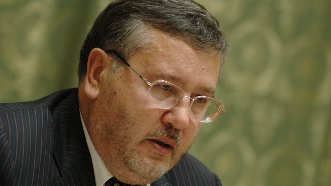 СК России возбудил дело против экс-министра обороны Украины Гриценко за высказывания четырехлетней давности
