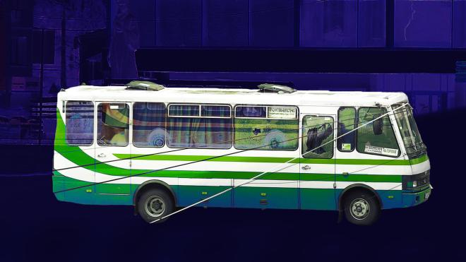 Захват автобуса в Луцке: полиция предъявила Кривошу обвинения