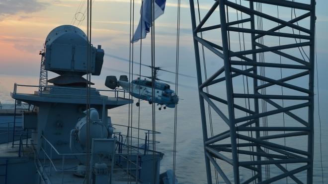 СБУ: Росія обстріляла українські кораблі ракетами з гвинтокрила і винищувача