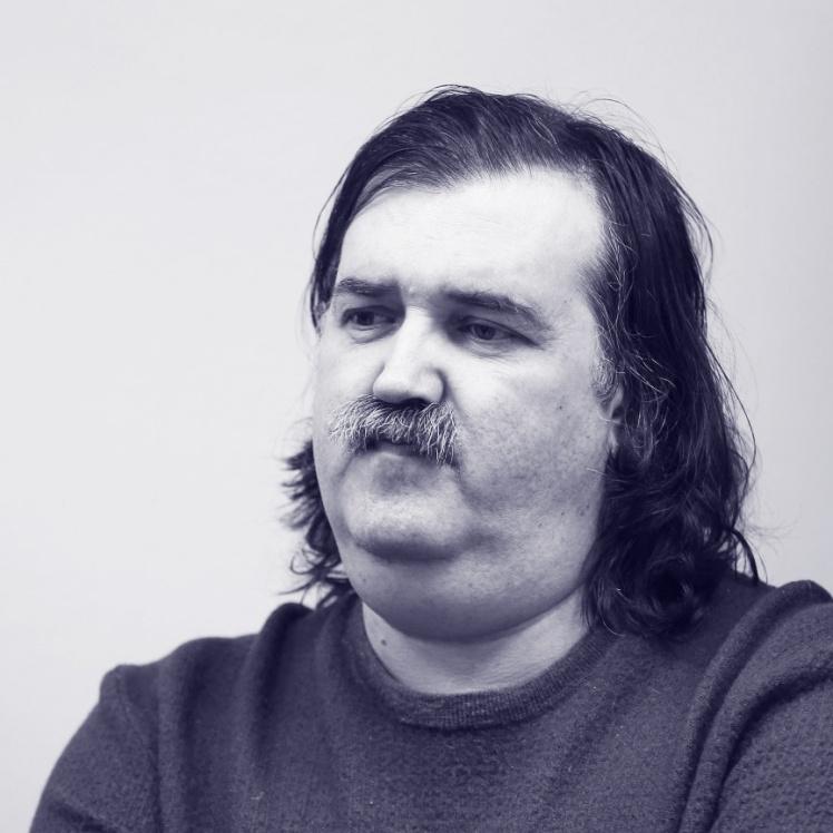 Александр Ольшанский — заместитель Саакашвили.