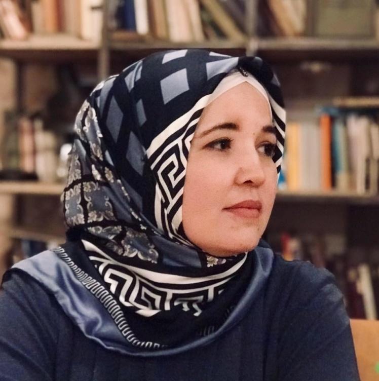 <p>Кримськотатарська активістка Лутфіє Зудієва</p>