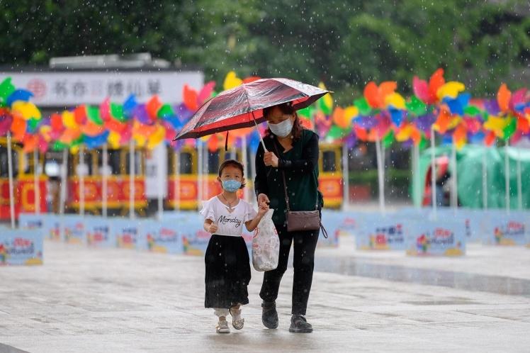 Повседневная жизнь китайцев в условиях пандемии коронавируса.