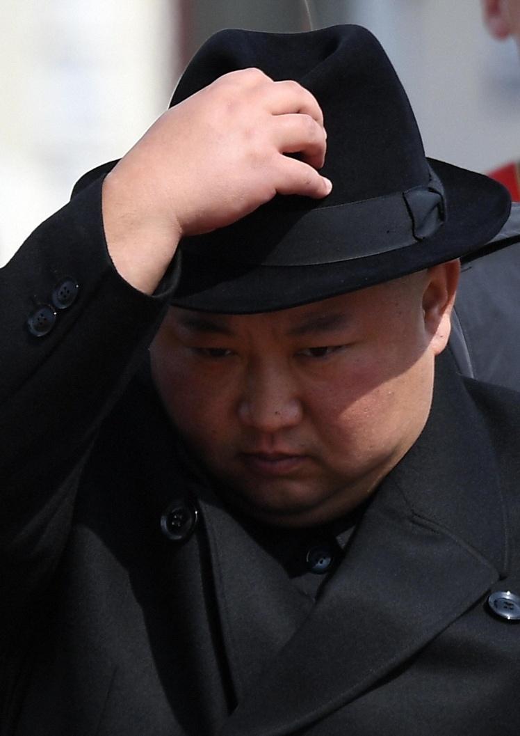 Лідер Північної Кореї Кім Чен Ин, квітень 2019 року.