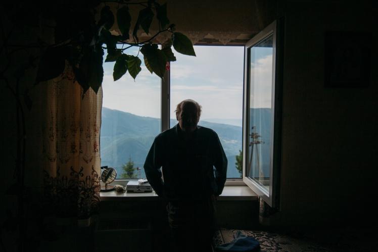 Вежа, вітер і вовки: один день з людиною, яка стежить, щоб у жителів Закарпаття не закінчилося телебачення (ФОТО), фото-3