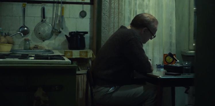 <p>Валерий Легасов в своей квартире за несколько часов до самоубийства.</p>