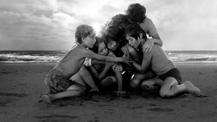 Кадр з фільму «Рома» Альфонсо Куарона.