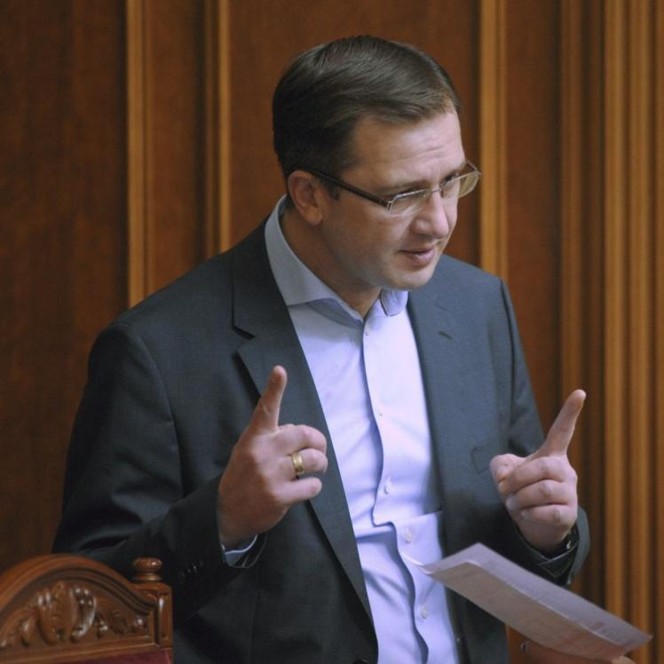 Экс-министр финансов Игорь Уманский