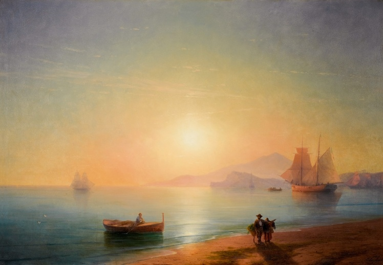 «Неаполітанська затока», 1878 рік.