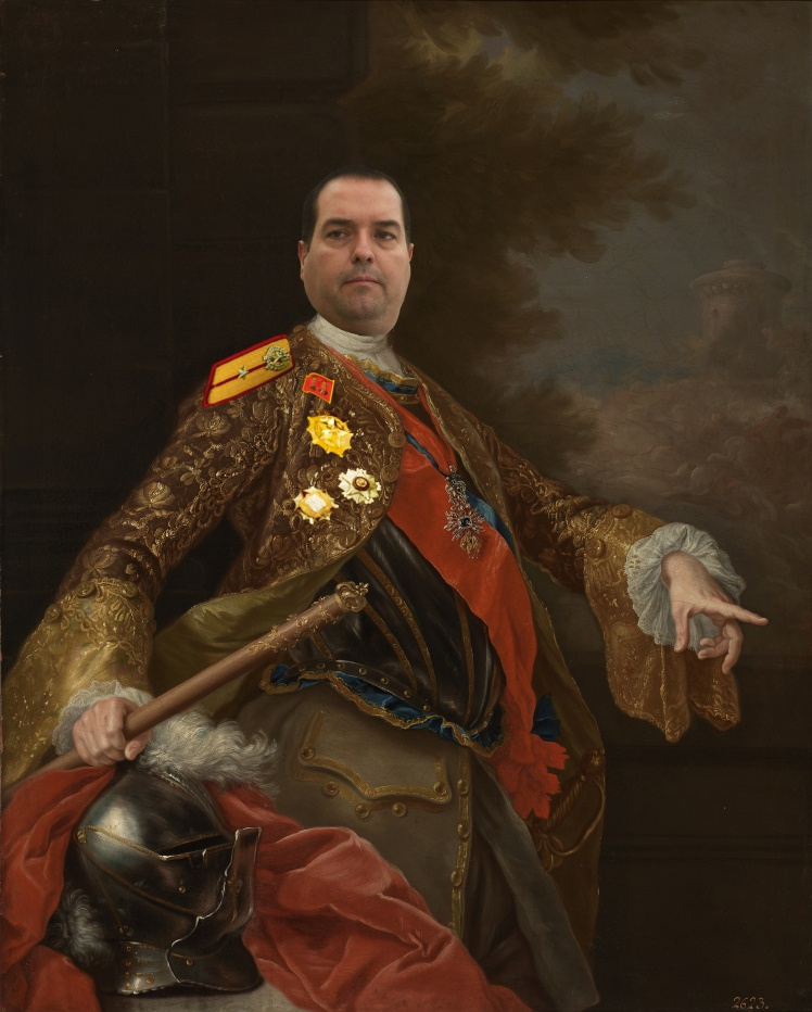 Алехандро Као де Бенос может претендовать на титулы барона де Лес, маркиза де Росальмонте и графа де Аргелехо.