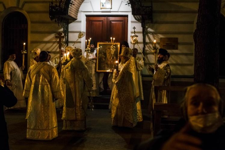 Свято-Введенская церковь (УПЦ МП)