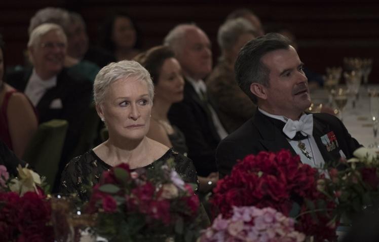 Виконавиця головної ролі у фільмі «Дружина» Гленн Клоуз.