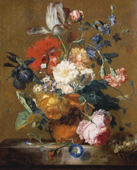 <p>«Ваза з квітами»</p>