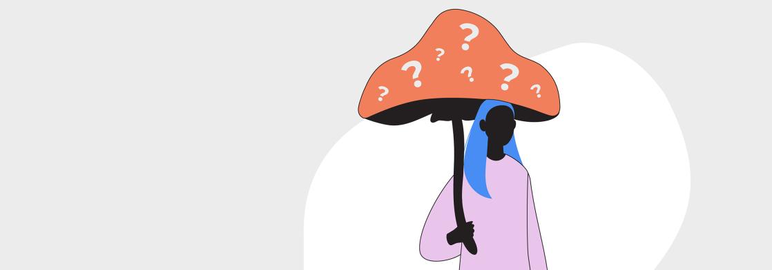 Збираєте гриби багато років? Вважаєте себе безсмертним? Давайте перевіримо — дуже складний тест про гриби (на інтуїцію)