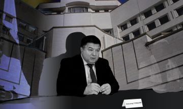 «Схемы»: Судья Конституционного суда Тупицкий трижды ездил в Крым после оккупации Россией