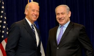 Прем'єр Ізраїлю Нетаньягу на тлі бойових дій у Газі обговорив із Байденом подальші дії