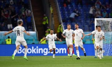 У матчі-відкритті Євро-2020 збірна Італії розгромила збірну Туреччини