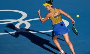 Еліна Світоліна вийшла у півфінал Олімпійських ігор — вперше в історії українського жіночого тенісу