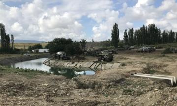В Крыму пересохли два водохранилища. Они на отметке «мертвый объем»