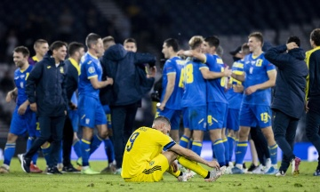 На Євро-2020 збірна України заробила 16 млн євро призових