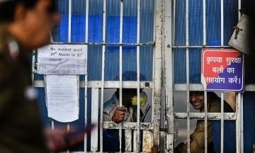 В Індії понад 20 ув'язнених відмовилися виходити з тюрми через небезпеку коронавірусу