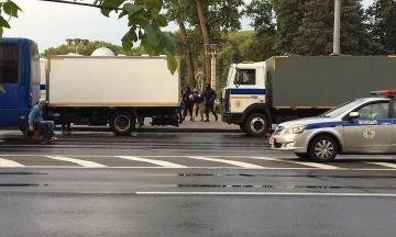 «Вясна»: В Беларуси силовики задержали гражданина Украины