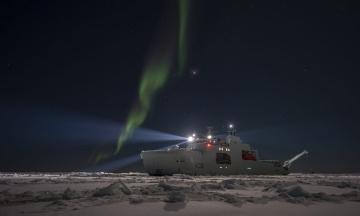 Канада ввела в експлуатацію перший патрульний криголам. HMCS Harry DeWolf буде працювати в Арктиці