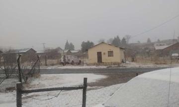 У Південній Африці вдарили рекордні морози і випав сніг