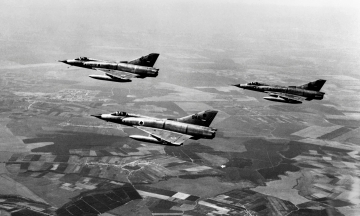 54 роки тому почалася Шестиденна арабо-ізраїльська війна. Ізраїль перехитрив радянських аналітиків, за кілька годин знищив арабську авіацію і фактично виграв війну в перший же день