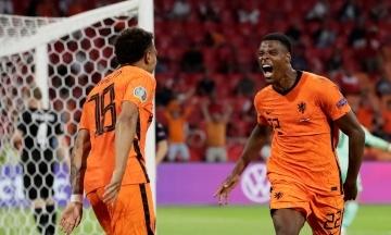Євро-2020: Нідерланди обіграли Австрію і вийшли в плей-оф