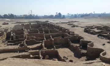 У Єгипті археологи знайшли «золоте місто», якому 3 тисячі років