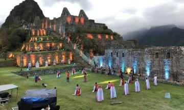 Місто інків Мачу-Пікчу знову відкрито для туристів. Влада Перу провела древній ритуал