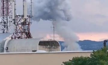 В Сербии второй раз за месяц произошел взрыв на оружейной фабрике «Слобода»