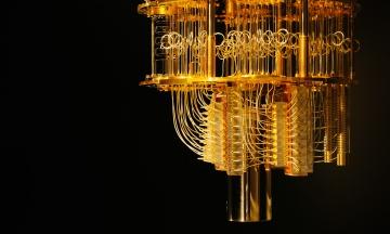 IBM надала свій квантовий комп'ютер для медичних досліджень. Схожа на люстру машина допоможе уникнути майбутніх пандемій