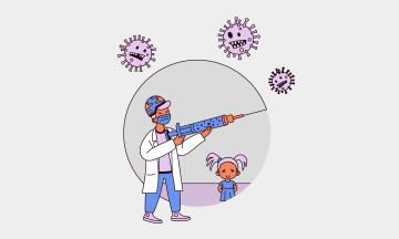 Я не сделал ребенку плановые прививки из-за пандемии коронавируса. Можно ли теперь вакцинироваться с опозданием? Это безопасно? Да, и лучше сделать это как можно быстрее