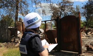 ОБСЕ заявила, что боевики «ослабили» блокировку работы миссии на Донбассе