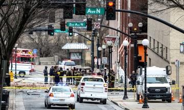 Теракт у Нешвілі: ФБР встановило особу підозрюваного і показало його фото
