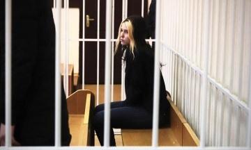 У Білорусі 18-річну учасницю протестів засудили до двох років колонії — за розпис щитів силовиків та «образу» Лукашенка