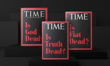 Журнал Time виставив на аукціон три обкладинки як NFT. Сумарно за них поки дають $72 тисячі