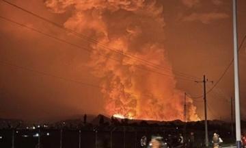 У ДР Конго за день стався 61 землетрус. Там прокинувся один з найбільших вулканів світу