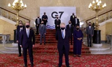 Лідери «Великої сімки» закликали Росію поважати права людини та припинити дестабілізацію у світі