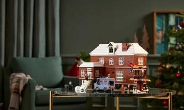 LEGO представила конструктор-копію будинку з «Сам удома». Його розробив українець