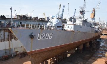 Корвет ВМС «Вінниця» перетворять на перший в Україні корабель-музей