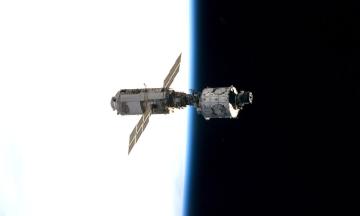 Після відправки місії SpaceX на навколоземній орбіті перебуває рекордна кількість космонавтів