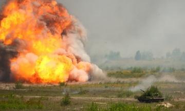 В Україні розпочалися міжнародні військові навчання «Три мечі»