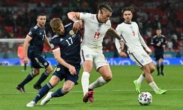 Євро-2020: Англія і Шотландія зіграли внічию