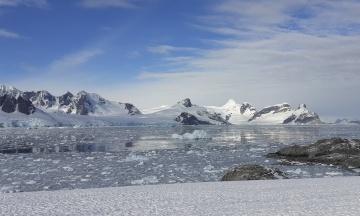 Инициатива KyivNotKiev добралась до Антарктиды. Полуостров Киев получил правильную транслитерацию