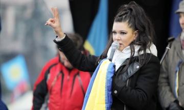 Українські музиканти створили спілку для захисту авторських прав. Її очолила співачка Руслана